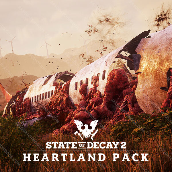 state of decay 2 heartland weapons