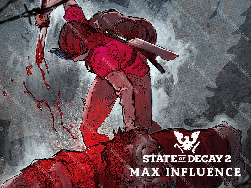 state of decay 2 get influence