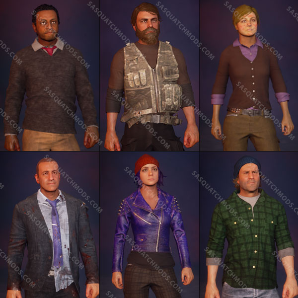 state of decay 2 change models